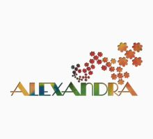 The Name Game - Alexandra by immortality