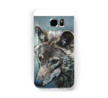 Wolves in Moonlight Samsung Galaxy Case/Skin