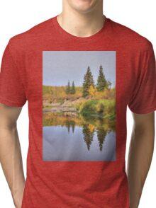 Tranquility Tri-blend T-Shirt