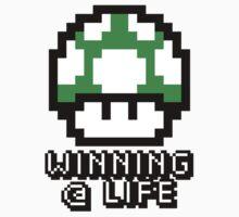 Life Winning Kids Tee