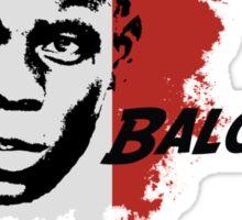 Mario Balotelli Italia  Sticker