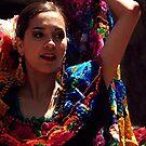 Folklorico Dancer by © Loree McComb