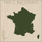National Parks of France - French by FinlayMcNevin