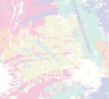 Pastel Colors Sticker