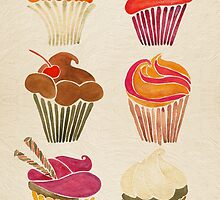 Cupcakes by Cat Coquillette
