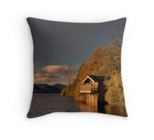 Ullswater Sunset Throw Pillow