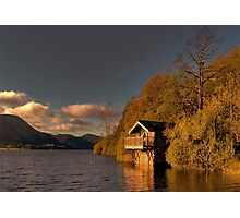 Ullswater Sunset Photographic Print