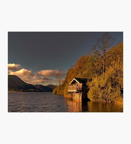 Ullswater Sunset Photographic Print