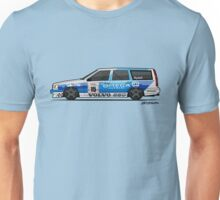 BTCC Volvo 850 TWR Wagon Race Car Unisex T-Shirt
