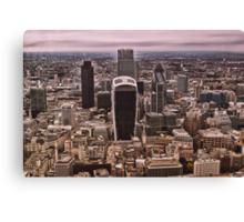 London Skyline (LON1) Canvas Print
