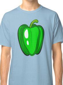 Green Pepper Classic T-Shirt