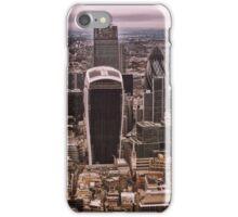 London Skyline (LON1) iPhone Case/Skin