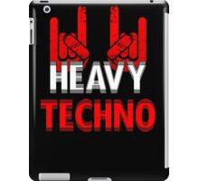 Heavy Techno Rocks iPad Case/Skin