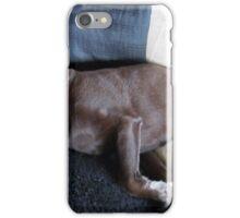 comfy ... my little lodger iPhone Case/Skin