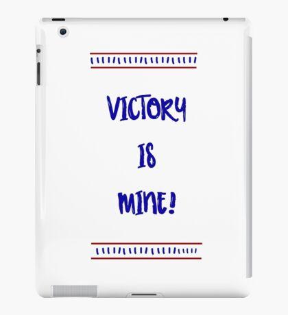 Victory! iPad Case/Skin