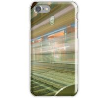 Transparent Trains iPhone Case/Skin