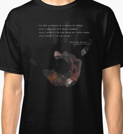 death stranding hand  Classic T-Shirt
