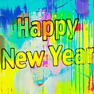 Happy New Year by susan stone