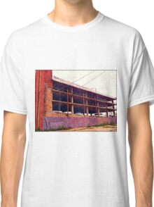 Watercolor Garage Classic T-Shirt