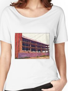 Watercolor Garage Women's Relaxed Fit T-Shirt