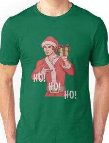 Kung Fu Santa Unisex T-Shirt