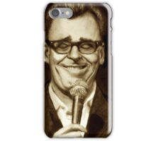 The Smartest Man In the World iPhone Case/Skin
