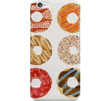 Half Dozen Donuts iPhone Case/Skin