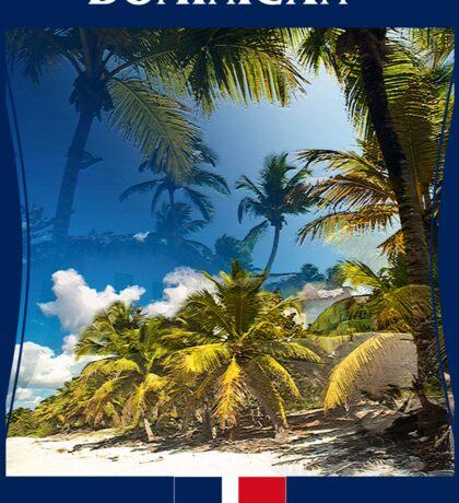 Dominican Republic - Caribbean Gateway Sticker