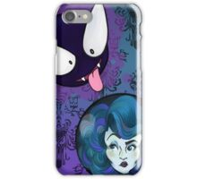 ghastly socializes iPhone Case/Skin