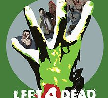 Left 4 Zombies by jbrinkleyart