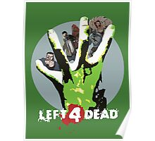 Left 4 Zombies Poster