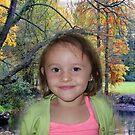 Lyssa in Nachtegalen Park by Gilberte