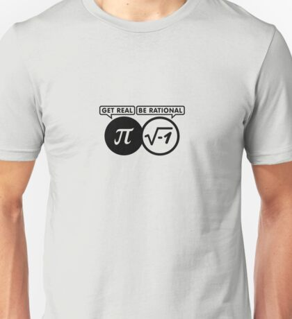 Get Real - Be Rational VRS2 T-Shirt