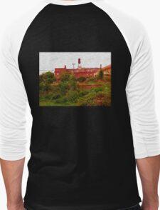 Downtown Gardens Men's Baseball ¾ T-Shirt