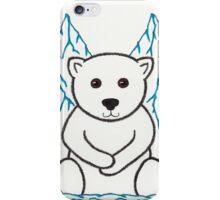 Percy the Polar Bear Art iPhone Case/Skin