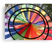 Wind Wheel Canvas Print