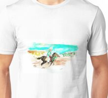 Tent Pegging  Unisex T-Shirt