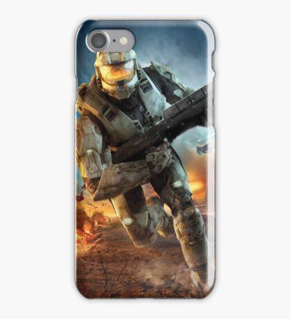 Master Chief Halo  iPhone Case/Skin