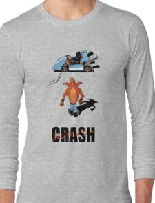 CRASH AKIRA Long Sleeve T-Shirt