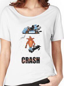 CRASH AKIRA Women's Relaxed Fit T-Shirt