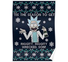Season to get Riggity Wrecked Poster