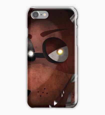 Foxy out of the Cove iPhone Case/Skin