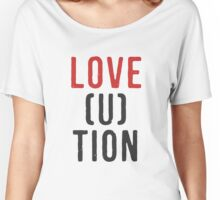 Loveultion Women's Relaxed Fit T-Shirt