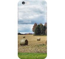 Ohio Bale-Out iPhone Case/Skin