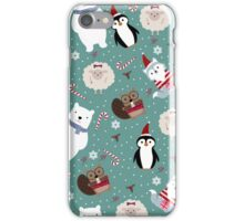 Jolly Animals iPhone Case/Skin