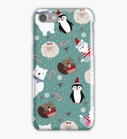 Jolly Animals iPhone Case/Skin