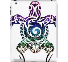 Rainbow Mandala Turtle iPad Case/Skin