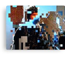 """Beat the Blocks"" Canvas Print"