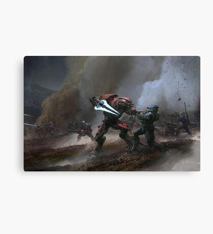 Halo Reach Canvas Print