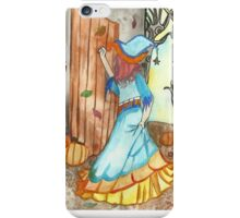 Knocking witch iPhone Case/Skin